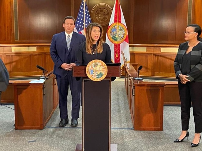 Judge Jamie Grosshans - PHOTO VIA NEWS SERVICE OF FLORIDA
