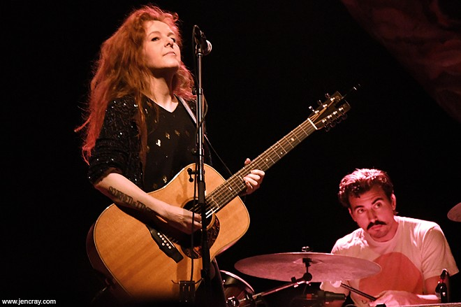 Neko Case at the Beacham - JEN CRAY