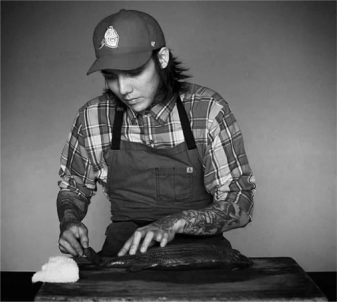 Chef Denni Cha - DENNI CHA/INSTAGRAM