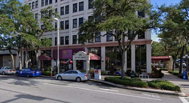Polling location at 501 First Ave. N.,  St. Petersburg - PTHOTO COURTESY GOOGLE MAPS