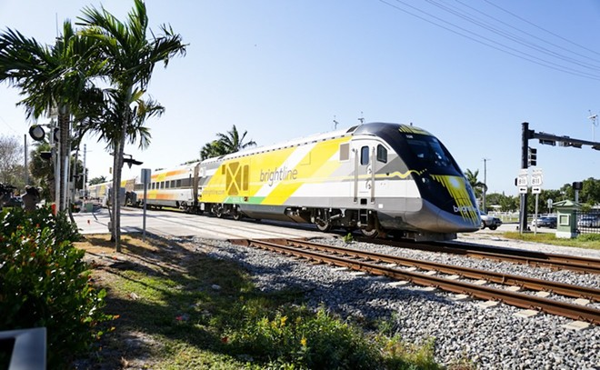PHOTO COURTESY GOBRIGHTLINE/FACEBOOK