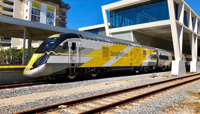 PHOTO VIA BRIGHTLINE/TWITTER