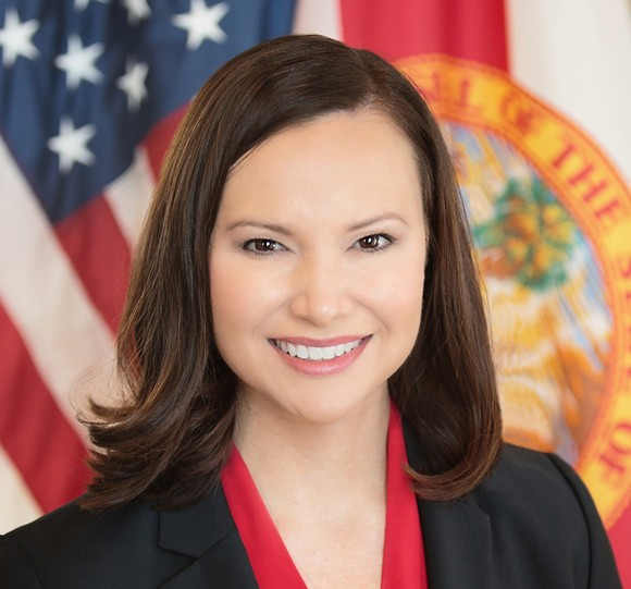 Florida's top disingenue, Ashley Moody - FLORIDA ATTORNEY GENERAL OFFICE VIA WIKIMEDIA COMMONS