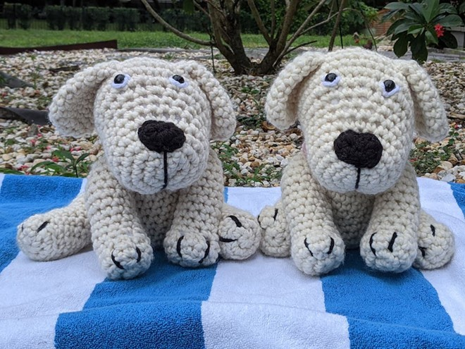 BUSY BEE CROCHET PLUSHIES