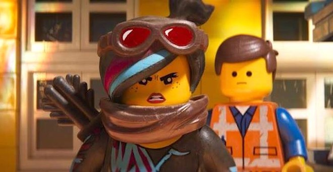 Make your own LEGO Movie - PHOTO COURTESY LEGO MOVIE/FACEBOOK