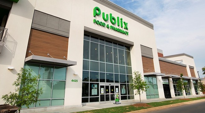 PHOTO COURTESY PUBLIX/FACEBOOK