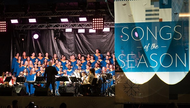 Songs of the Season - PHOTO BY SCOTT COOK