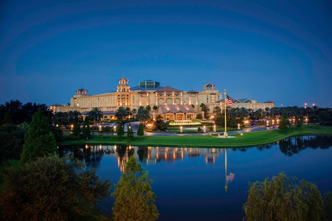 Gaylord Palms - IMAGE VIA MARRIOTT