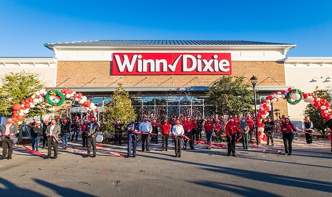 PHOTO COURTESY WINN DIXIE/FACEBOOK
