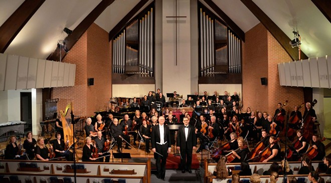Maitland Symphony Orchestra - PHOTO VIA MAITLAND SYMPHONY ORCHESTRA'S FACEBOOK