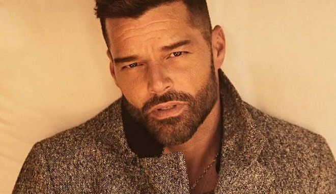 PHOTO COURTESY RICKY MARTIN/FACEBOOK