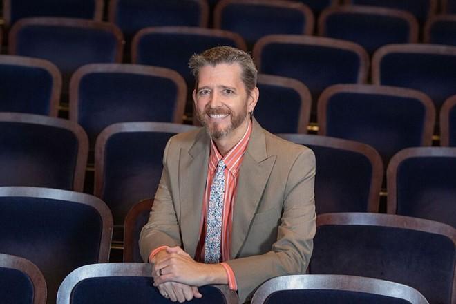 Composer John Young - PHOTO VIA JOHNYOUNG-COMPOSER.COM