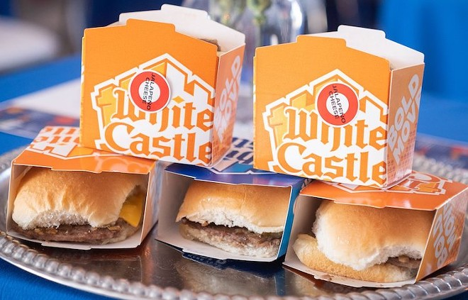 PHOTO COURTESY WHITE CASTLE/FACEBOOK