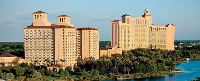 Grande Lakes Resort - GRANDELAKES.COM