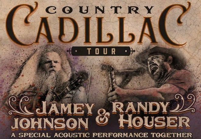 The Country Cadillac Tour - JAMEY JOHNSON AND RANDY HOUSER