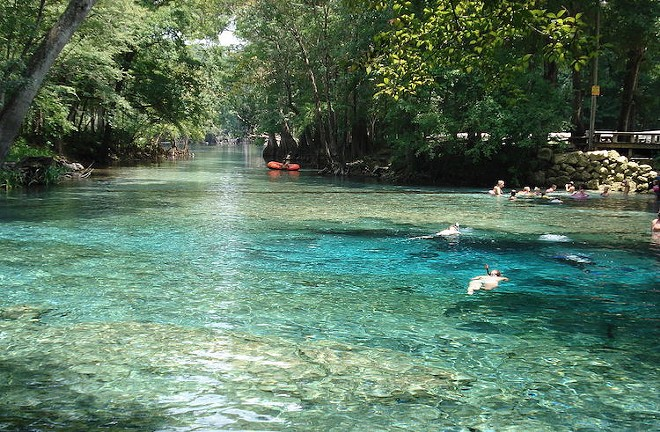 Ginne Springs - PHOTO COURTESY WIKIMEDIA COMMONS