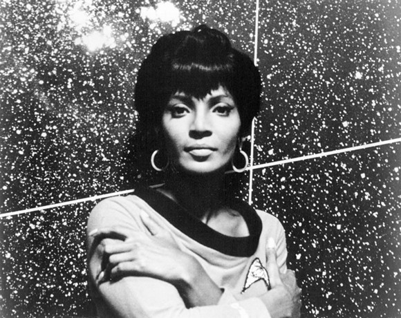 Star Trek actress Nichelle Nichols - COURTESY OF DR. PHILLIPS CENTER