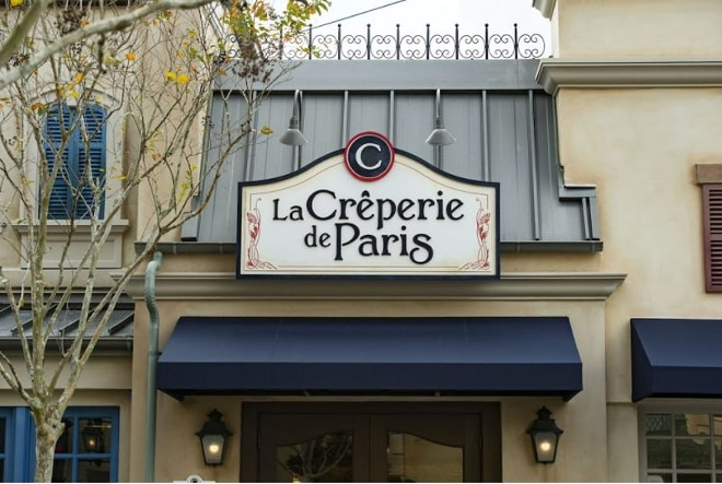 The planned restaurant at EPCOT's France pavilion. - PHOTO VIA DISNEY