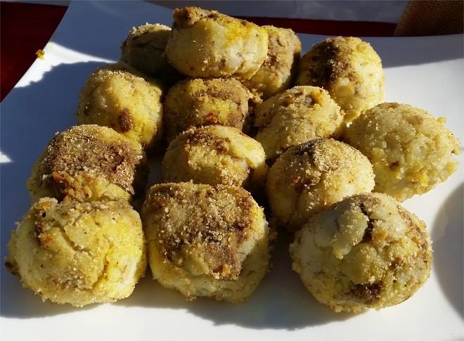 Beef and potato kubba (Iraq)