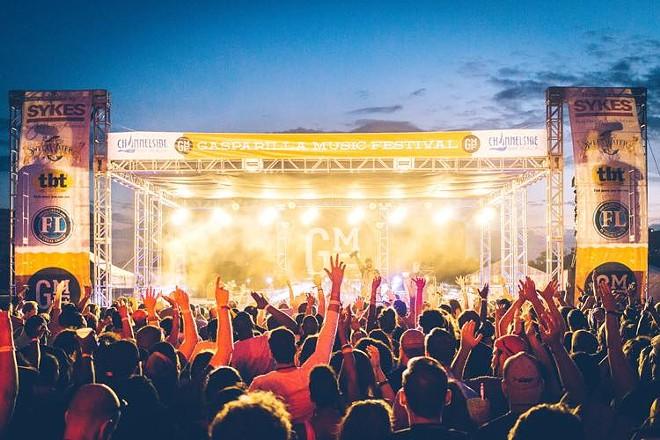 PHOTO VIA GASPARILLA MUSIC FESTIVAL/FACEBOOK