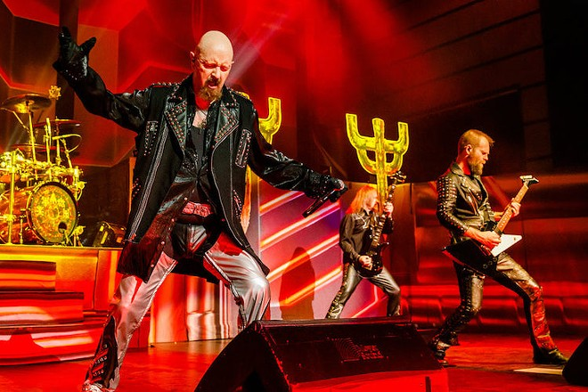 Judas Priest - PHOTO COURTESY WARLANDO/FACEBOOK