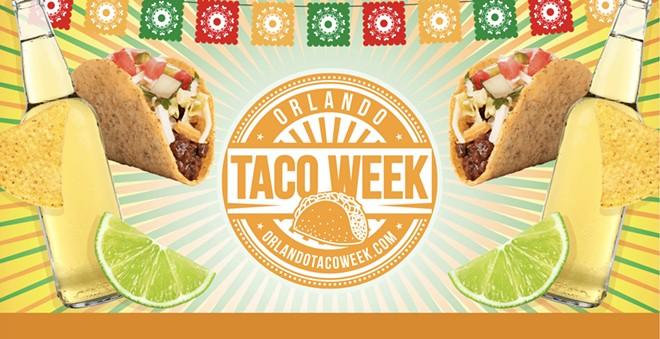 Orlando Taco Week, OrlandoTacoWeek.com
