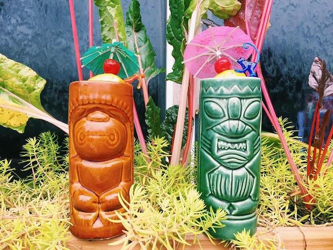 Tiki Aesthetics 101 - PHOTO COURTESY WATERWORKS/FACEBOOK