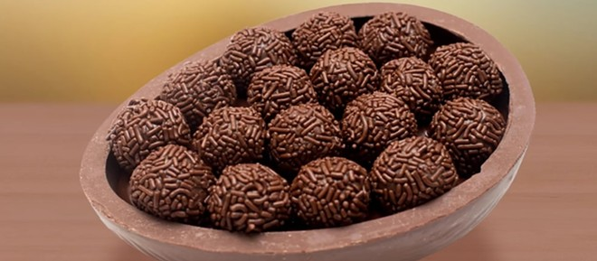 Brigadeiros from Sodiê Doces are being given away in April. - SCREENSHOT VIA FACEBOOK/SODIÊ DOCES
