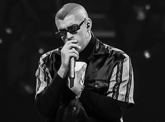 Bad Bunny in Orlando in 2019 - PHOTO BY GABRIEL PALMER FOR ORLANDO WEEKLY
