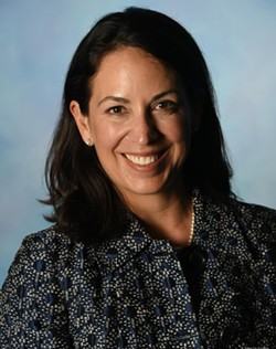 Tanya Wilder, the Transportation Director for the City of Orlando. - IMAGE VIA CITY OF ORLANDO