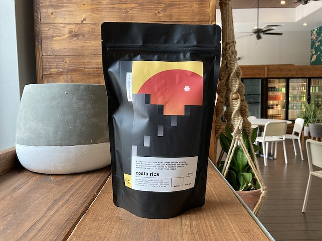 Coffee For Impact - PHOTO COURTESY MAJOR CREATES