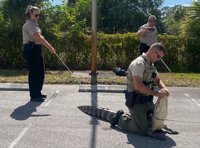 PHOTO VIA TWITTER/LEE COUNTY SHERIFF