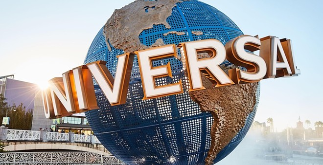 Universal theme parks will raise their starting wage to $15/hour next month. - PHOTO COURTESY UNIVERSAL ORLANDO/FACEBOOK