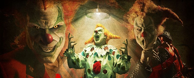 Jack the Clown will return to Halloween Horror Nights for the first time in six years. - PHOTO VIA UNIVERSAL