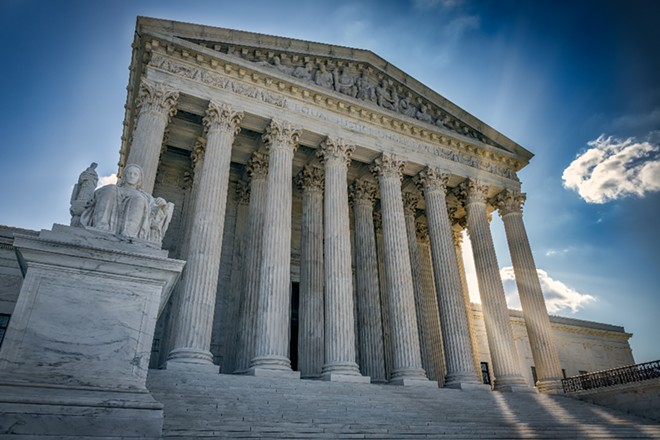 The Supreme Court rejected a case against the Affordable Care Act made by Florida and other Republican-led states. - ADOBE