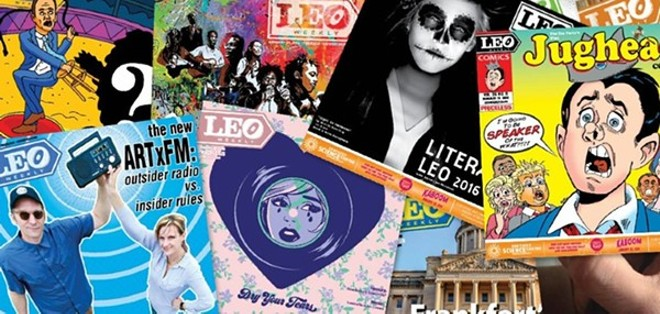 LEO Weekly covers - STAFF