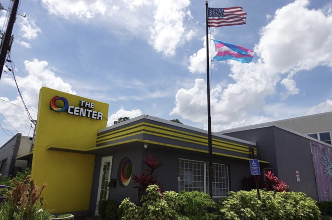 The Center Orlando now offers interpretation services in more than 200 languages as part of its effort to achieve Language Justice. - PHOTO VIA THE CENTER ORLANDO/ INSTAGRAM