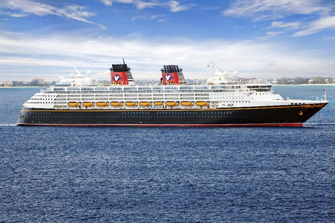 Disney Cruise Lines was forced to delay a test sailing over unclear COVID-19 test results. - ADOBE