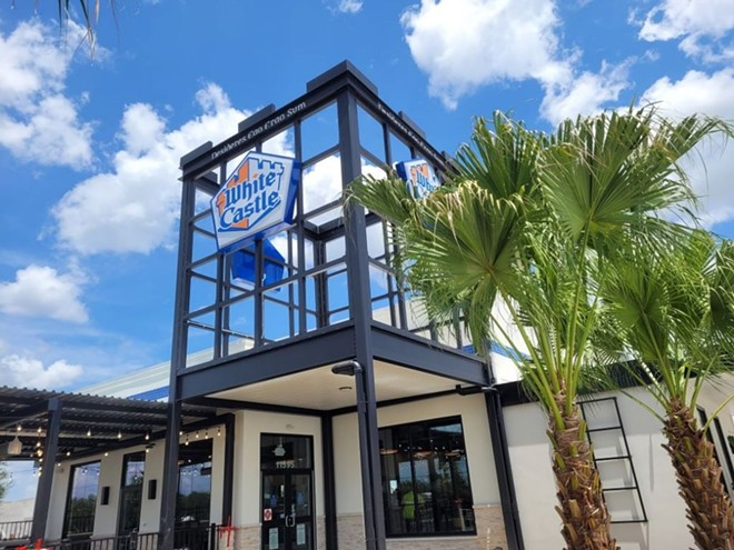 The World's Largest White Castle received 20 health code violations in its first post-opening inspection. - SIERRA WILLIAMS
