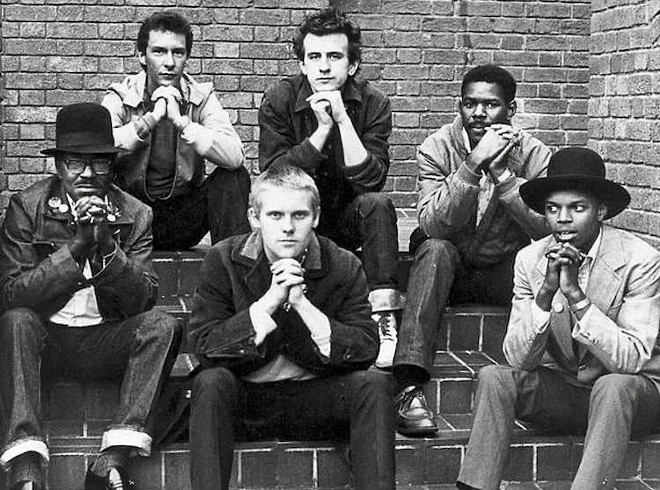 The English Beat in their prime - PHOTO COURTESY THE ENGLISH BEAT/FACEBOOK