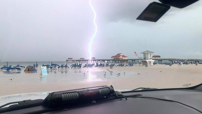 PHOTO VIA FACEBOOK/ CLEARWATER POLICE DEPARTMENT