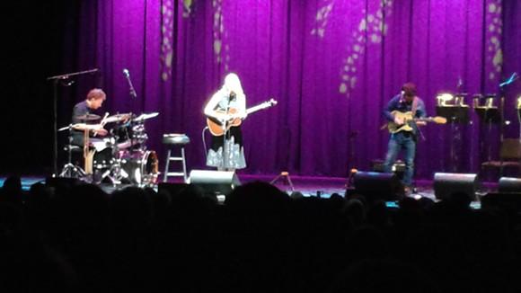 Aoife O'Donovan at the Plaza Live