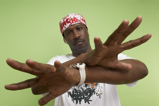 Todd Terry spins at Barbarella Friday, July 23 - PHOTO COURTESY OF THE ARTIST