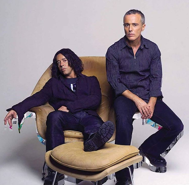 Tears for Fears - PHOTO VIA ROLANDT4F /INSTAGRAM