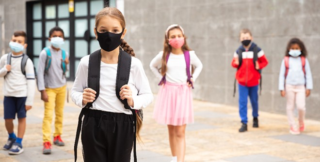 Central Florida saw a massive rise in COVID-19 positivity rates as an outbreak was reported at a Brevard County summer camp. - ADOBE