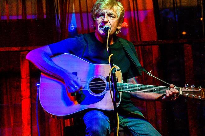 Jim O'Rourke - PHOTO BY JIM LEATHERMAN