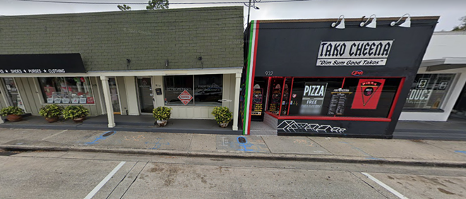 A new bar in Mills 50 will share a building with Ritzy Rags. - PHOTO VIA GOOGLE MAPS