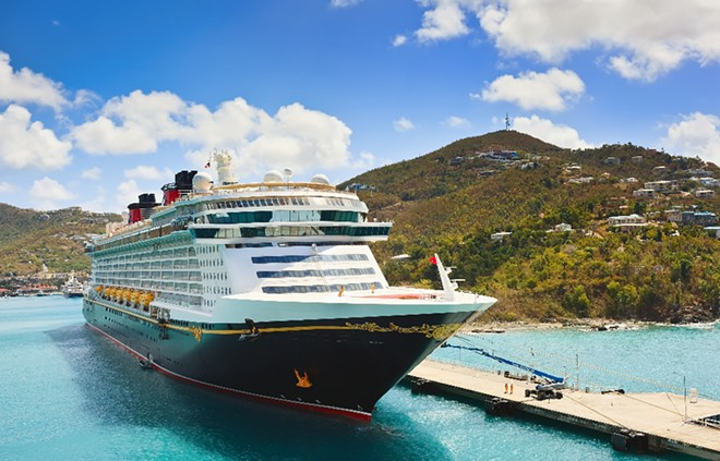 Disney Cruise Line is the latest company to require vaccines for guests travelling from Florida. - ADOBE