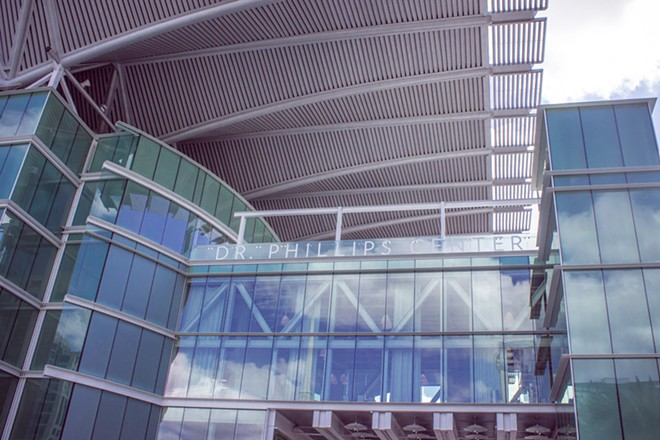 Dr. Phillips Center for the Performing Arts - PHOTO BY CHRISTOPHER KEITH GARCIA