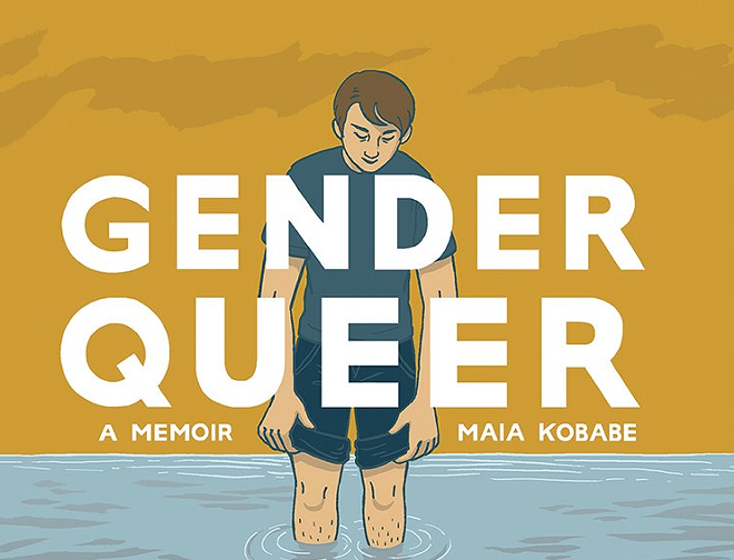 Brevard Public Schools pulled a book about being genderqueer. - ART VIA MAIA KOBABE